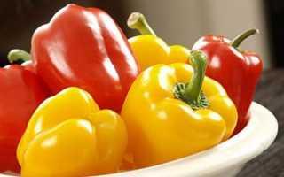 Перец сладкий 'Капитошка' — описание сорта, характеристики