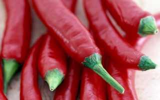 Хранение болгарского и горького стручкового перца в домашних условиях