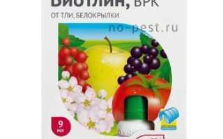 Биотлин — свойства и эффективность препарата
