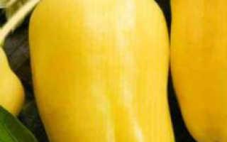 Перец сладкий 'Аленушка F1' — описание сорта, характеристики