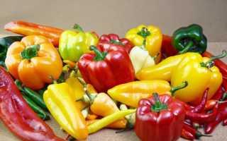 Перец сладкий 'Добрыня' — описание сорта, характеристики